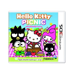 Jogo Hello Kitty: Picnic with Sanrio Friends - 3DS
