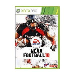 Jogo NCAA Football 10 - Xbox 360