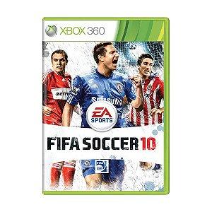Jogo FIFA 10 - Xbox 360