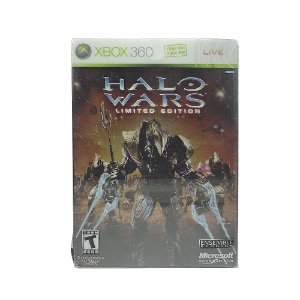 Jogo Halo Wars (Limited Edition) - Xbox 360