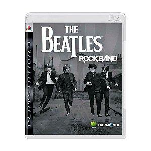 Jogo The Beatles: Rock Band - PS3