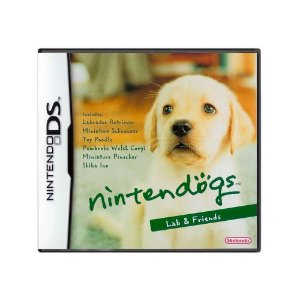 Jogo Nintendogs: Lab & Friends - DS
