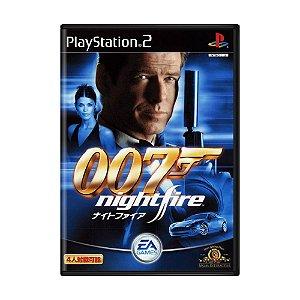 Jogo 007: Nightfire - PS2 (Japonês)