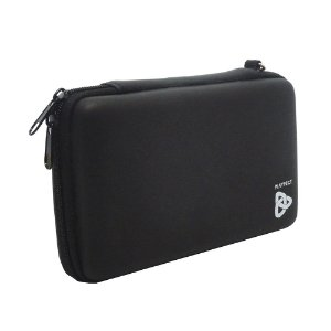 Case Protetora preta para Nintendo 3DS XL e DSi XL