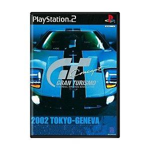 Gran Turismo Concept: 2002 Tokyo-Geneva (Japonês)