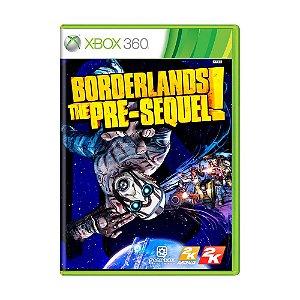 Jogo Borderlands The Pre-Sequel - Xbox 360