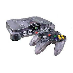 Console Nintendo 64 Transparente - Nintendo