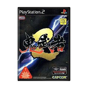 Jogo Onimusha 2 - PS2 (Japonês)