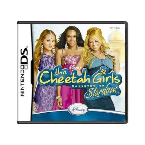 Jogo The Cheetah Girls: Passport to Stardom - DS
