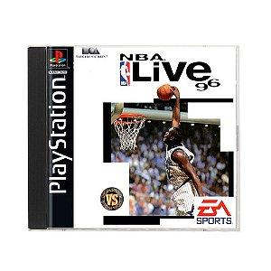 Jogo NBA Live 96 - PS1