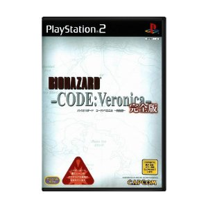 Jogo BioHazard Code: Veronica Kanzenban + Devil May Cry Trial Edition - PS2 (Japonês)