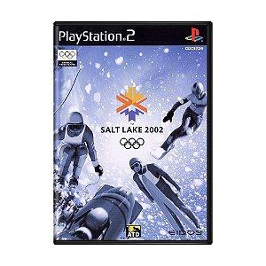 Jogo Salt Lake 2002 - PS2