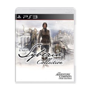 Jogo Syberia Collection - PS3