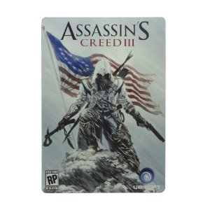 Assassin's Creed III (Somente SteelCase)