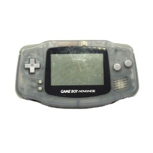 Console Game Boy Advance transparente - Nintendo