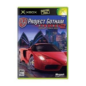 Jogo Project Gotham Racing 2 - Xbox (Japonês)