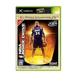 Jogo NBA Inside Drive 2004 - Xbox (Japonês)