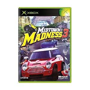 Jogo Midtown Madness 3 - Xbox (Japonês)