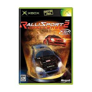 Jogo RalliSport Challenge 2 - Xbox (Japonês)
