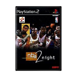 Jogo ESPN NBA 2Night - PS2 (Japonês)