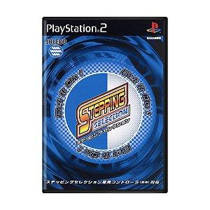 Jogo Stepping Selection - PS2 (Japonês)