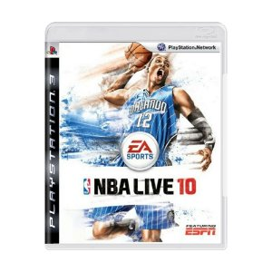 Jogo NBA Live 10 - PS3