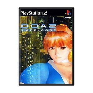 Jogo Dead or Alive 2 Hardcore - PS2 (Japonês)