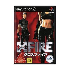 Jogo X-Fire - PS2 (Japonês)