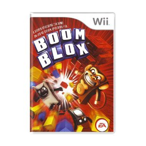 Jogo Boom Blox - Wii