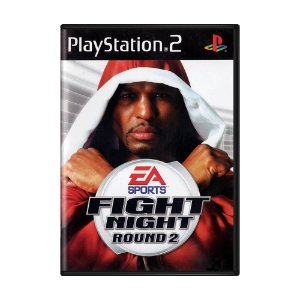 Jogo Fight Night Round 2 - PS2