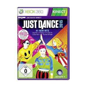 Jogo Just Dance 2015 - Xbox 360 (Europeu)