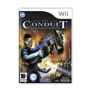 Jogo The Conduit - Wii (Europeu)
