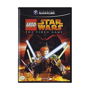 Jogo LEGO Star Wars: The Video Game - GameCube