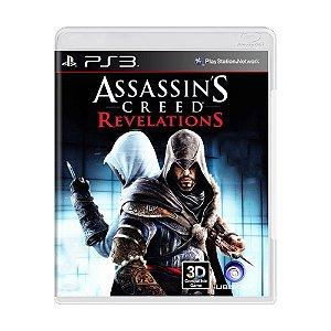 Jogo Assassin's Creed Revelations - PS3