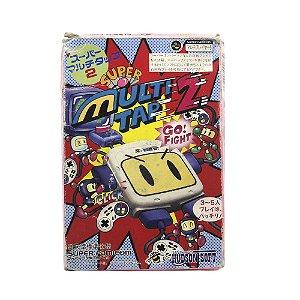 Super Multitap 2 Bomberman - SNES