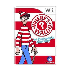 Jogo Where's Waldo? The Fantastic Journey - Wii