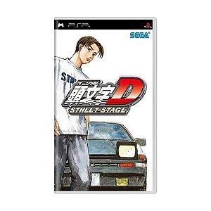Jogo Initial D: Street Stage - PSP