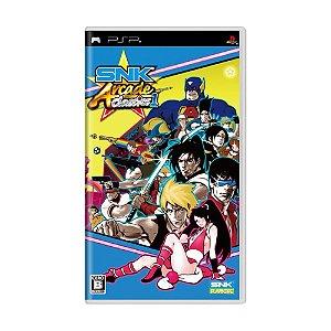 Jogo SNK Arcade Classics Vol. 1 - PSP