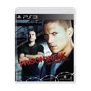 Jogo Prison Break: The Conspiracy - PS3
