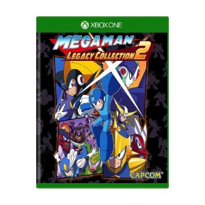 Jogo Mega Man Legacy Collection 2 - Xbox One