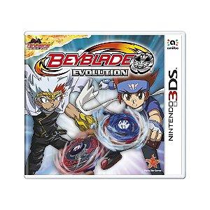 Jogo Beyblade: Evolution - 3DS