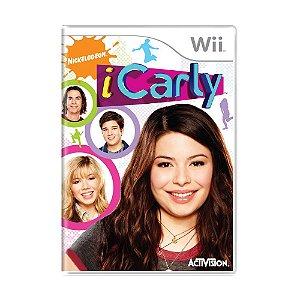 Jogo iCarly - Wii
