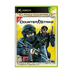 Jogo Counter-Strike - Xbox (Japonês)