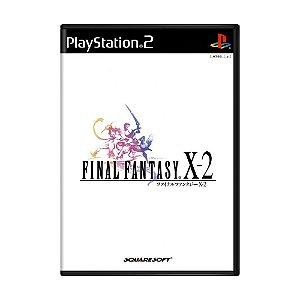 Jogo Final Fantasy X-2 - PS2 (Japonês)