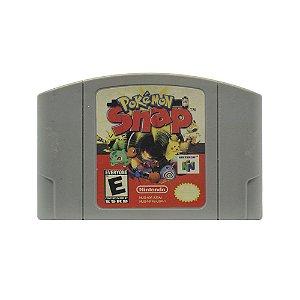 Jogo Pokémon Snap - N64