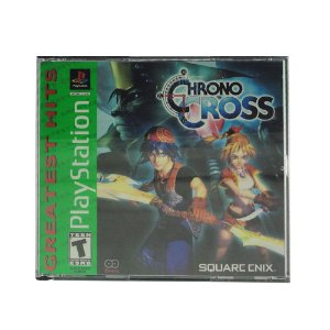 Jogo Chrono Cross - PS1