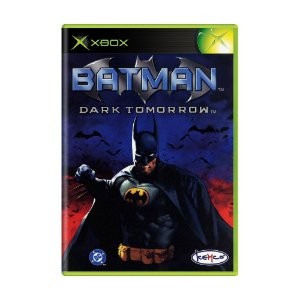 Jogo Batman: Dark Tomorrow - Xbox
