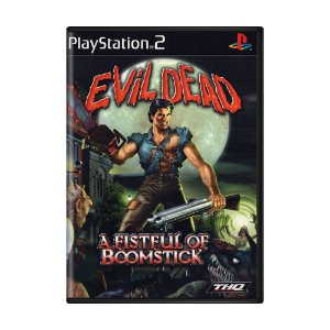 Jogo Evil Dead: A Fistful of Boomstick - PS2