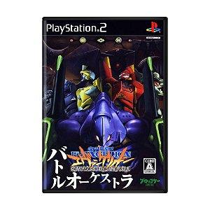 Jogo Neon Genesis Evangelion: Battle Orchestra - PS2 (Japonês)