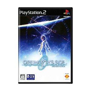 Jogo Operator's Side - PS2 (Japonês)